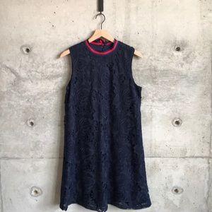 Halogen lace dress
